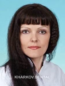 Омельченко Ирина Олеговна