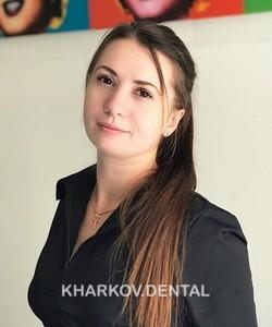 Пахоменко Яна Владимировна