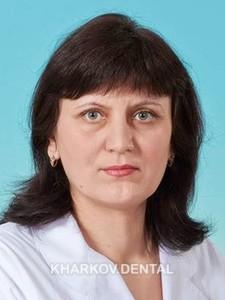 Петренко Лариса Ивановна