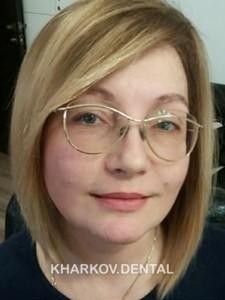 Прохоренко Елена Ивановна