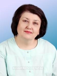Ребалко Любовь Владимировна