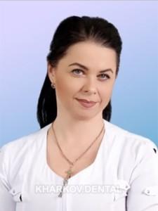 Сахно Елена Витальевна