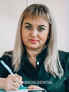 Шестирко Елена Владиславовна