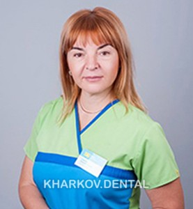 Старченко Ирина Витальевна