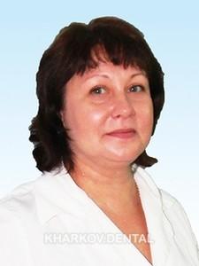 Ступак Надежда Васильевна