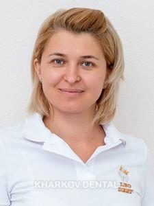 Теняева Анна Васильевна