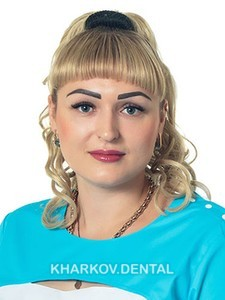 Ткаченко Ирина Николаевна