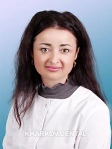 Ткаченко Вита Григорьевна