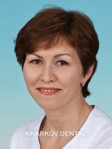 Токарь Алима Абдулкадеровна