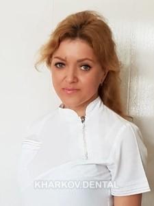 Валковская Ольга Леонидовна