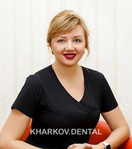 Величко (Шульга) Марина Вадимовна