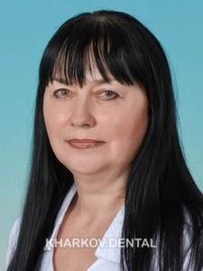 Веселовская Елена Ивановна