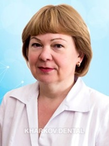 Жаркая Елена Николаевна