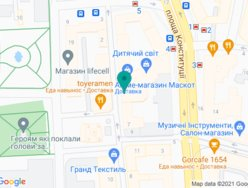 Стоматологическая клиника «Стоматология Барабанова» - на карте