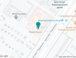 Харьковская городская стоматологическая поликлиника №7 - на карте
