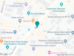Стоматологическая клиника «Дентал Юнион» - на карте