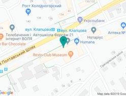 Стоматологическая клиника доктора Камчатного «К5» - на карте