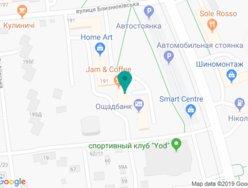 Стоматологический кабинет Юлии Нетиковой - на карте