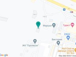 Стоматологический кабинет «Кебот-Харьков» - на карте