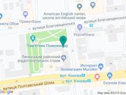 Стоматологический кабинет - на карте