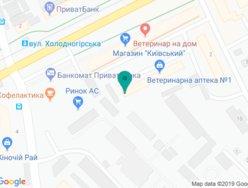 Стоматологический кабинет «Софі Дент» - на карте