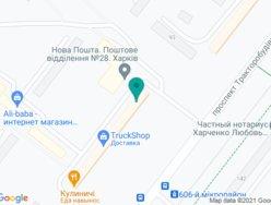 Стоматологическая клиника «Viva 2008» - на карте