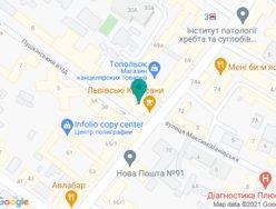 Стоматологическая клиника «Эталон» - на карте