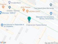 Стоматологический кабинет Кипенко Елены Викторовны - на карте