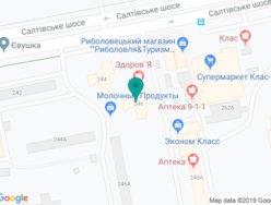 Стоматологическая клиника «Юлия» - на карте