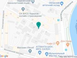 Стоматологическая клиника «Медлит» - на карте