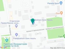 Стоматологическая клиника «Айст» - на карте