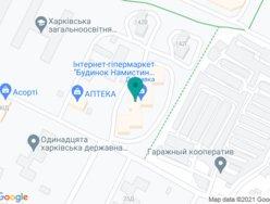 Стоматологическая клиника «Dentex» - на карте