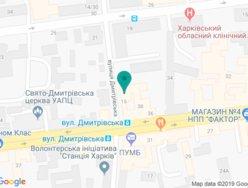 Стоматологический кабинет Булгаков А. П. - на карте