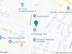 Стоматологический кабинет «А.Т.И.К.» - на карте
