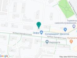 Стоматологический кабинет, ФЛП Солошенко И.А. - на карте