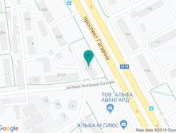 Стоматологический кабинет Гачечиладзе Е.В. - на карте