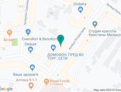 Стоматологический кабинет, ФЛП Ефимова Т.И. - на карте