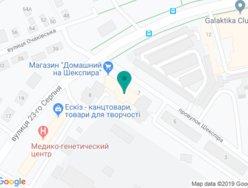 Стоматологический кабинет Турчинова В.А. - на карте