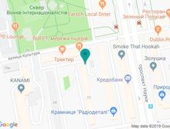 Стоматологический кабинет «Siemens» - на карте