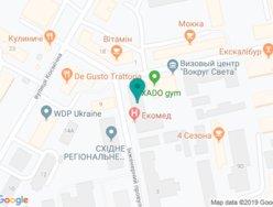 Стоматологический кабинет «404» - на карте