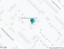 Стоматологический кабинет, ФЛП Мельник Н.А. - на карте