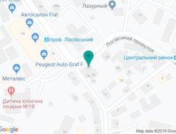 Стоматологическая клиника «ХарДент» - на карте