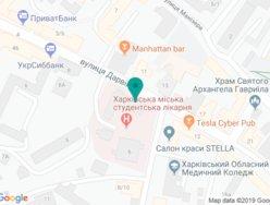 Стоматологический кабинет врача Островской Елены Викторовны - на карте