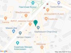 Стоматологический кабинет Мужичук Игорь Владиславович - на карте