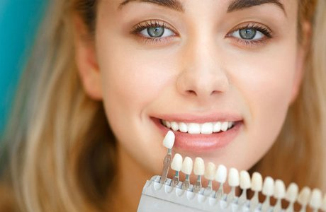 Цвет зубов – залог красоты и здоровья