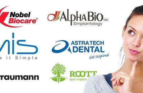 Имплантация зубов, лучшие зубные имплантаты, основные методики имплантации