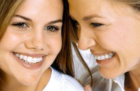 Сапфировые брекеты: виды, преимущества и недостатки
