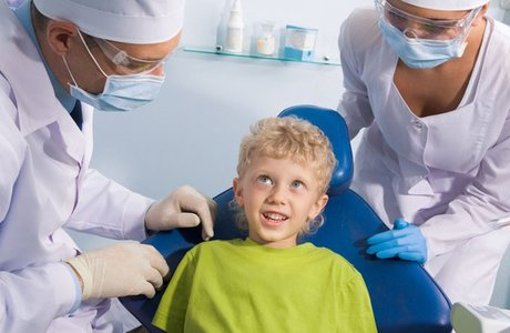 Советы родителям: Чтоб ребенок не боялся визита к стоматологу